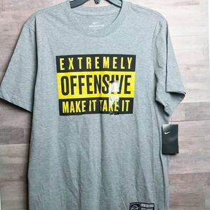 Mens Nike Extremely Offensive T-shirt